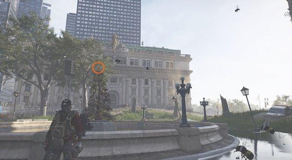 ツリー4広場